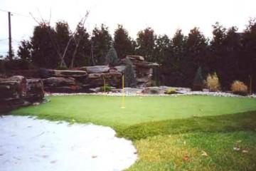 Golf résidentiel