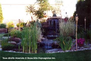 Entretien paysager coupe de gazon am nagement paysager for Entretien jardin laval 53